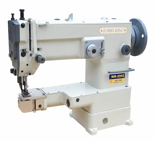WR-3205<span>Auto oiler upper lower feed lock stitch transverse tube zigzag sewing machine (small hook)</span>