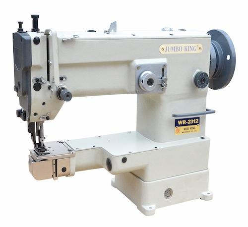 WR-3205 Auto Oiler Upper Lower Feed Lock Stitch Transverse Tube Zigzag Sewing Machine