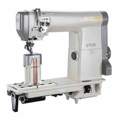 WR-991/992<span>Single Needle/Double Needle Roller Feed, Postbed Sewing Machine With Wheel Feed , Needle Feed & Driven</span>