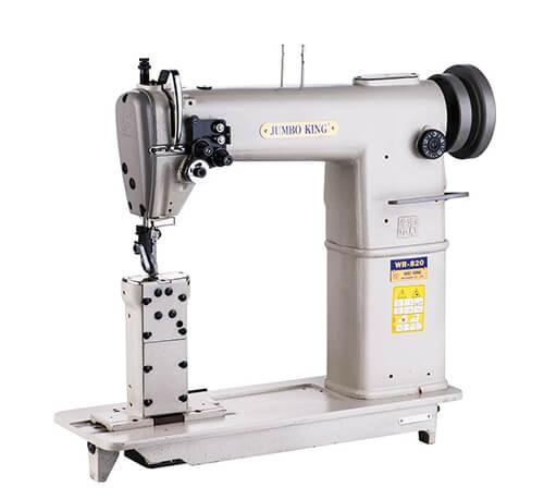WR-810/820-Single Needle/Double Needle Postbed Sewing Machine
