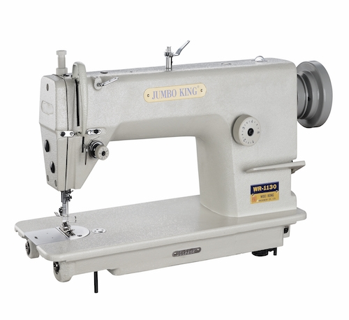 WR-1130 single needle lockstitch machine