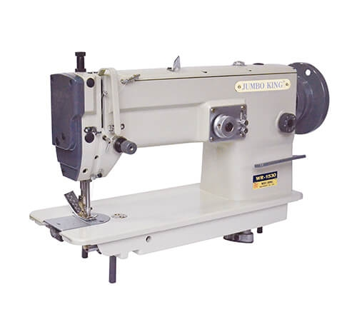 WR-1105-High speed auto oiler single needle zigzag machine